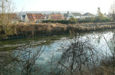 Canal de Chalifert : un port fluvial à Coupvray pour le tourisme vert ou un port fluvial à Mareuil les Meaux pour les déchets dangereux ?