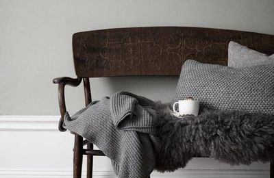 | Match Déco | fourrure ou plaid en laine