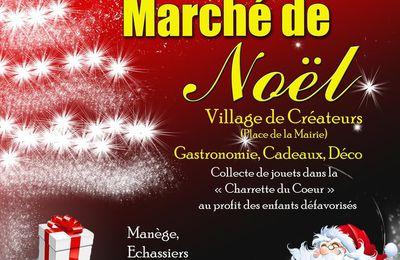 Marché de noël Villelaure dimanche 29 novembre 2015