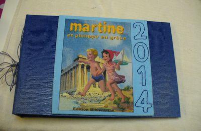 l'album pour Martine