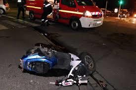 Un conducteur de scooter renversé par un automobiliste à Aulnay-sous-Bois