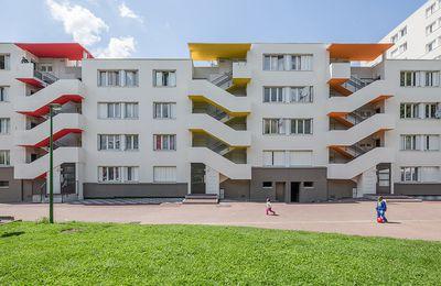 Des espaces jeux pour les enfants et 1,6 millions de travaux à la cité de l'Europe à Aulnay-sous-Bois