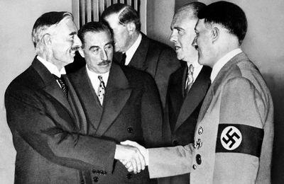 Il y a 78 ans, « le lâche soulagement » des accords de Munich.