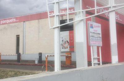 Enquête publique : projet de bureaux sur la parcelle St Maclou avenue Gallieni