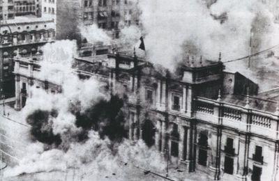 Il y a 43 ans le coup d'Etat militaire contre Savador Allende