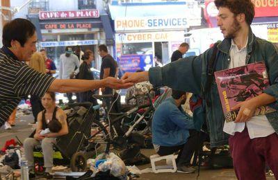 Récup, Montreuil : «des poubelles et des hommes»