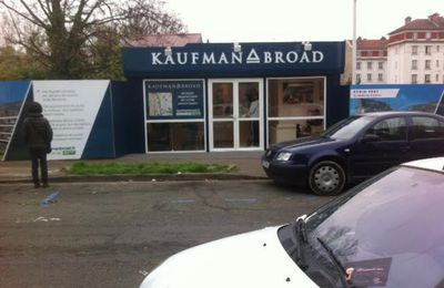 Les curieuses DP de Kaufman & Broad, avenue Gambetta