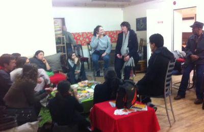 Wham Bam, premier spectacle à la Maison de quartier de la Dhuys