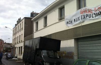 Les Baras nous invitent 72 rue Alazard ce samedi 18 mars