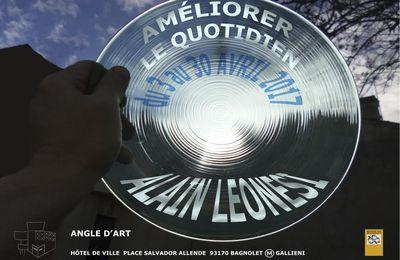 Angle d'art en avril: Alain Leonesi