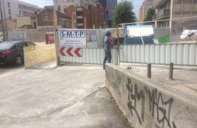 Arbres abattus et piétons en danger, avenue Gambetta: «Bagnolet Écologie» écrit au maire