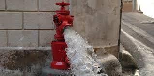 À propos de l'ouverture des bouches d'eau à incendie en période de canicule