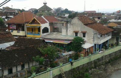 Retour à Yogyakarta