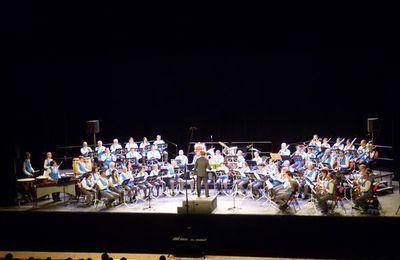 Concert de Sainte-Cécile 2015 à Gap