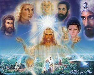 Message des Maîtres Ascensionnés (reçu par Sheldan Nidle le 19/04/16)