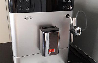 Machine à café Melitta® Caffeo® Passione®
