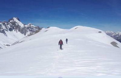 Rando alpine en Queyras