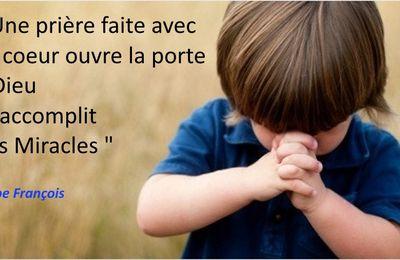 Jean le Messager de la Lumière :  Prier avec le cœur ...