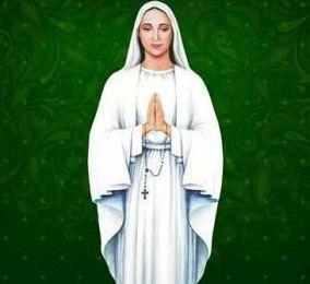 Message 4.545 de Notre Dame d'Anguera-Bahia-Pedro Régis 27 10 2017 - Cherchez des forces dans la prière et l'écoute de la Parole ...