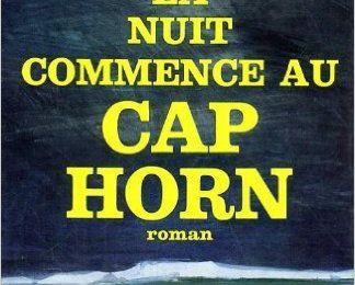 La nuit commence au Cap Horn de SAINT-LOUP
