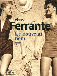 Le nouveau nom de Elena FERRANTE ♥ ♥ ♥ ♥