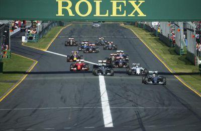 F1: Lewis Hamilton domine le GP d'Australie