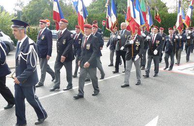 Saint Michel régionale Rhône Alpes 2016 de l'UNP à Divonne les Bains