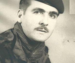 Portrait des anciens: Remy NAVARRO ancien para du 507ème Groupe de Transport (GT 507)
