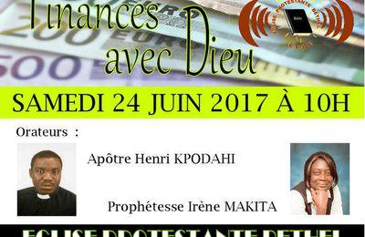 Invitation à la Conférence des Vainqueurs STRASBOURG  JUIN 2017