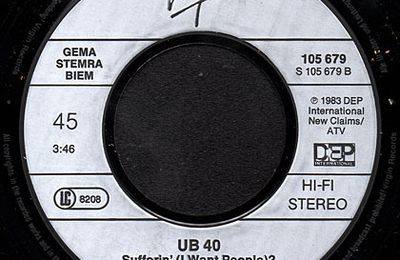 UB40 - Sufferin' (I want people)? - 1983
