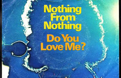 Billy Preston - Nothing from nothing  /  Do you love me ? - 1973