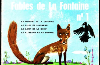 Fables de La Fontaine n°1 -