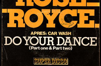 Rose Royce - Do your dance (Part one & part two) - 1977