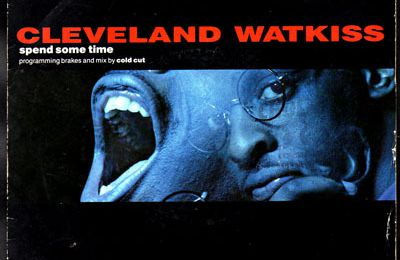 Cleveland Watkiss  /  cold cut - Spend some time - 1989