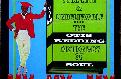 The Otis Redding dictionary of soul  - 1972 - Japan