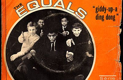 The Equals - I get so excited  /  Giddy-up-a ding dong - 1968