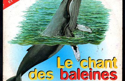 Un CD étrange et mystérieux - Le chant des baleines - le langage des dauphins - 1996
