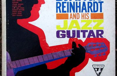 Django Reinhardt and his jazz guitar