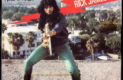 Rick James - Super Freak - 1981