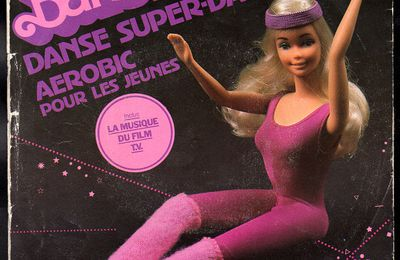 Francine Aliona - Barbie - danse superdanse / Jumping jack -  1983