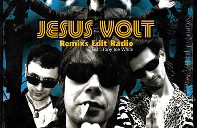 Jesus Volt - I Ain't Afraid (Dj Zebra remix) - 2004