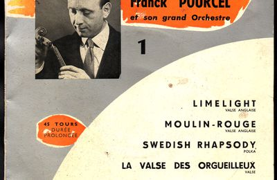 Franck Pourcel et son grand orchestre - Limelight - 1959