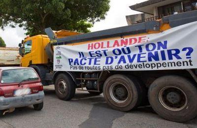 Solidarité avec la Guyane en lutte !