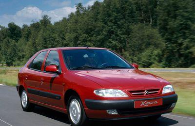 L'histoire de la Citroën Xsara : la fin d'une époque