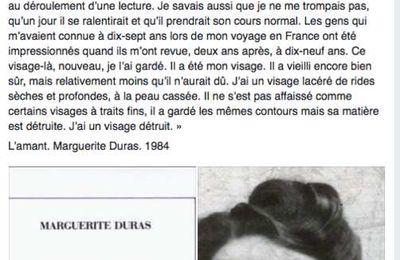 L'amant / Marguerite Duras