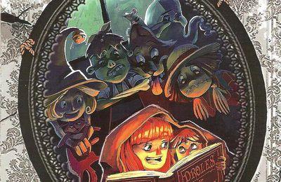 ANTHO-NOIRE JEUNESSE... pour Nuit mystérieuses (à partir de 8 ans)