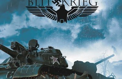 BLITZKRIEG Anthologie dirigée par Barnett Chevin pour Otherlands