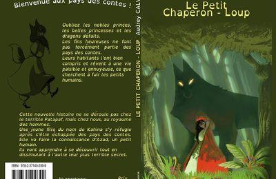 Le petit Chaperon-Loup d'Audrey Calviac chez Éditons Boz'Dodor