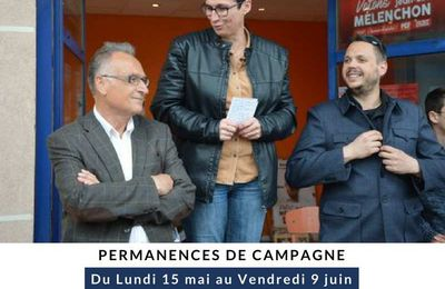 Permanences de campagne