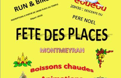 Fête des Places 2016
